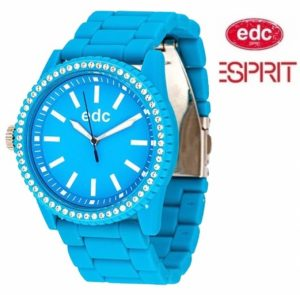 Relógio EDC by Esprit® Stone Starlet Cool Turquoise | 3ATM