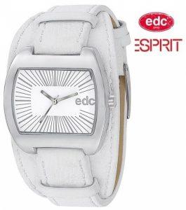 Relógio EDC by Esprit® Rocky Belt Pure White | 3ATM