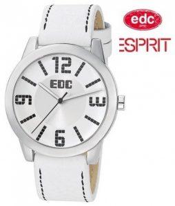 Relógio EDC by Esprit® Slim Sunrise Pure White | 3ATM
