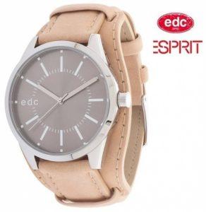 Relógio EDC by Esprit® Cuff Sunrise Chic Bege | 3ATM