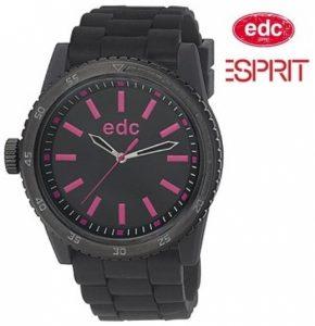 Relógio EDC by Esprit® Icy Starlet Black | Pink | 3ATM