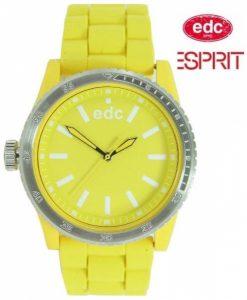 Relógio EDC by Esprit® Rubber Starlet Happy Yellow | 3ATM