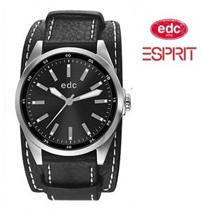 Relógio EDC by Esprit® Hunter Midnight Black | 3ATM