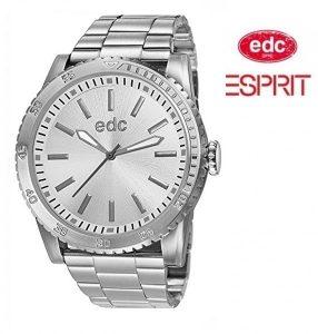Relógio EDC by Esprit® Metal Star Cool Silver | 3ATM