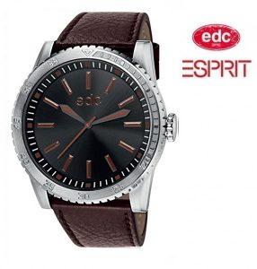 Relógio EDC by Esprit® Metal Star Cool Brown | 3ATM