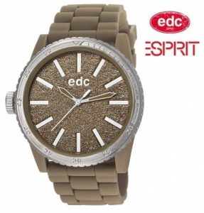 Relógio EDC by Esprit® Glitter Starlet Cool Taupe | 3ATM