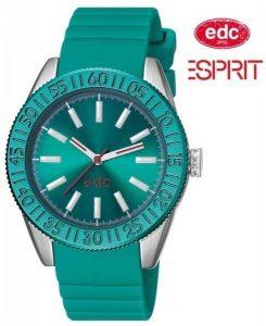 Relógio EDC by Esprit® Vanity Wheel Cool Turquoise | 3ATM
