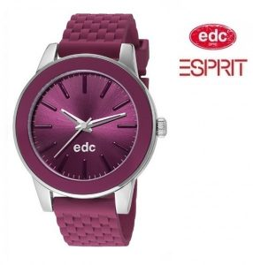 Relógio EDC by Esprit® Soul Wave Deep Burgandy | 3ATM