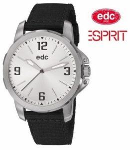 Relógio EDC by Esprit® Bold Scouter MidnightI Black | 3ATM