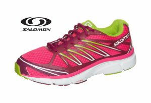 Salomon® Sapatilhas X-Tour 2 Pink | Mystic purple | Tecnologia OrthoLite®