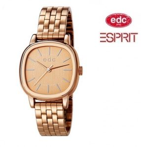 Relógio EDC by Esprit® Modern Retro Rose Gold | 3ATM