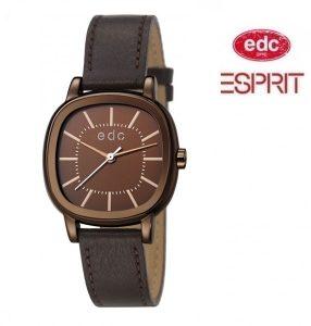 Relógio EDC by Esprit® Modern Retro Brown | 3ATM