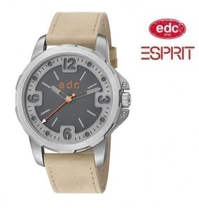 Relógio EDC by Esprit® Bold Scouter Cool Grey | 3ATM