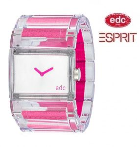 Relógio EDC by Esprit® Flashy Crossover Hot Pink | 3ATM
