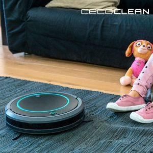Robô Aspirador Inteligente Cecoclean 5028