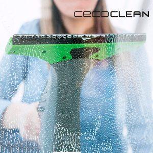 Aspirador Limpador De Vidros Cecoclean Crystal Clear 5023