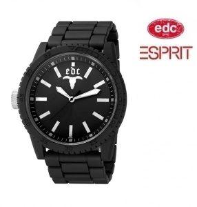Relógio EDC by Esprit® Military Star Midnight Black | 3ATM