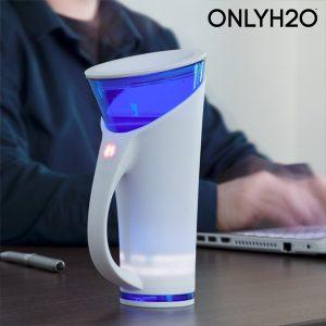 Jarra Inteligente H2O | Vai Revolucionar a Sua Vida Diária