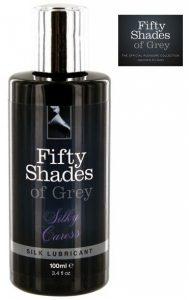 As Cinquenta Sombras de Grey | Lubrificante de Seda 100 Ml