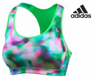 Adidas® Sutiã De Desporto High Support Multicolor | Tecnologia Climacool®