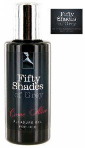 As Cinquenta Sombras de Grey | Gel de Prazer Para Ela 30 Ml