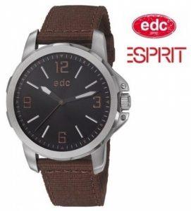 Relógio EDC by Esprit® Bold Scouter Tobacco Brown | 3ATM