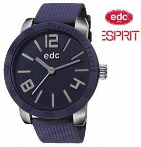 Relógio EDC by Esprit® Bold Maverick Horizon Blue | 3ATM