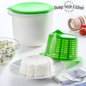 Molde para Fazer Queijo Caseiro Easy Cheese Maker