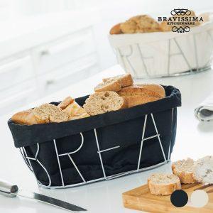 Suporte Metálico Para Pão Bravissima Kitchen | Disponível em 2 Cores!