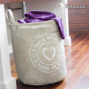 Saco Para Roupa Suja I Love My Home by Homania