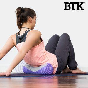 Massajador Vibro Yoga Roll BTK