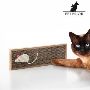 PACK 2 | Arranhador Para Gatos Com Erva Dos Gatos Pet Prior