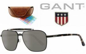 Gant® Óculos de Sol GS7015 BLK 115G