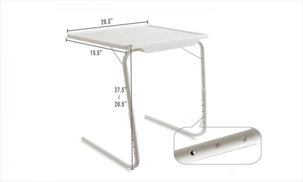 Posiciones 18 Foldy Table Plegable Mesa 1lK3TFcJ