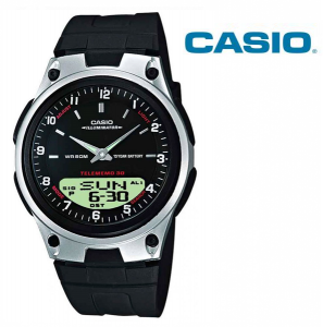 Relógio Casio® AW-80-1A Preto