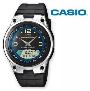 Relógio Casio® AW-82-1A Preto