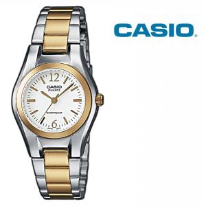 Relógio Casio® LTP-1280PSG-7A Prateado