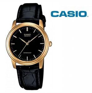 Relógio Casio® MTP-1154PQ-1A Preto