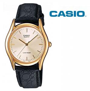Relógio Casio® MTP-1154PQ-7A Dourado