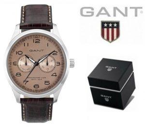 Gant® Montauk DayDate Brown | American Watches | 10ATM