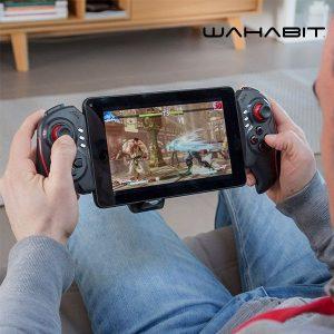 GamePad Bluetooth para Smartphone e Tablet