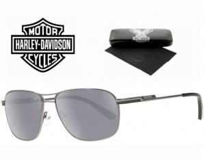 Harley Davidson® Óculos de Sol HDX 876 GUN-3