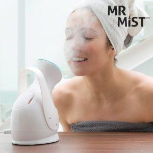 Aparelho De Limpeza Facial Sauna Ionic Steamer