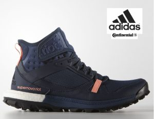 Adidas® Sapatilhas Supernova Riot Blue Navy | Energy Boost |