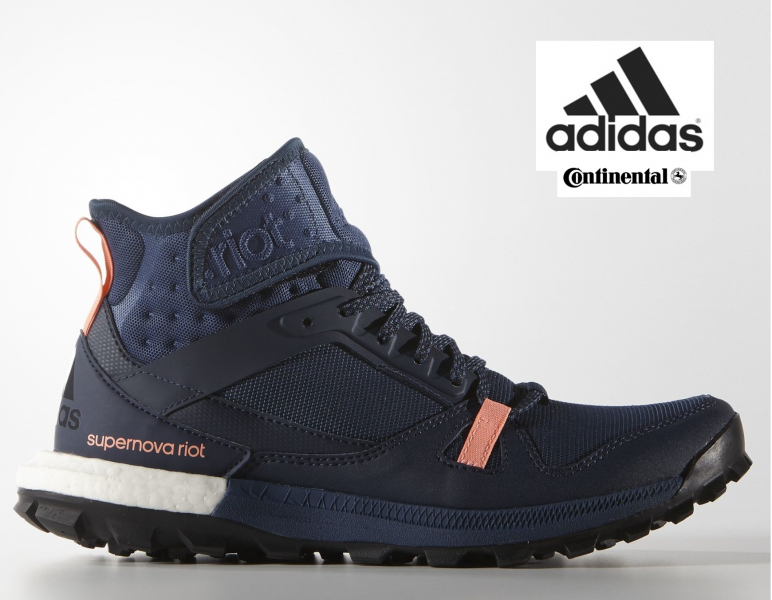 Adidas® Sneakers Supernova Riot Navy Blue | Energy Boost |