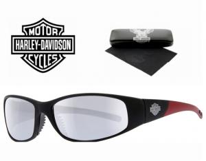 Harley Davidson® Óculos de Sol HDS 617 SBLK-3F
