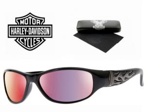 Harley Davidson® Óculos de Sol HDS 613 BLK-83F