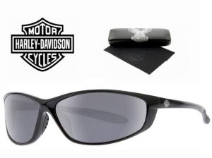 Harley Davidson® Óculos de Sol HDS 598 BLK-3