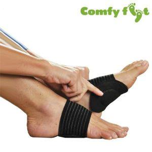 Almofadas Para Pés Cavos Comfy Feet