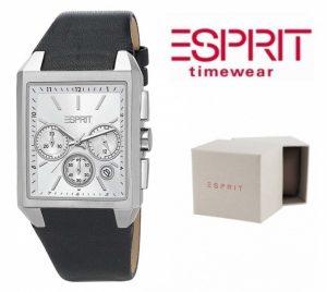 Relógio Esprit® Monterey | Silver | 5ATM